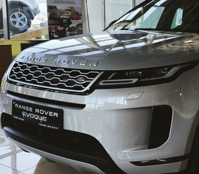 Range Rover Evoque — автомобиль-диверÑ�иÑ�